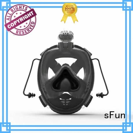 RKD easybreath universal size full face snorkel mask R20