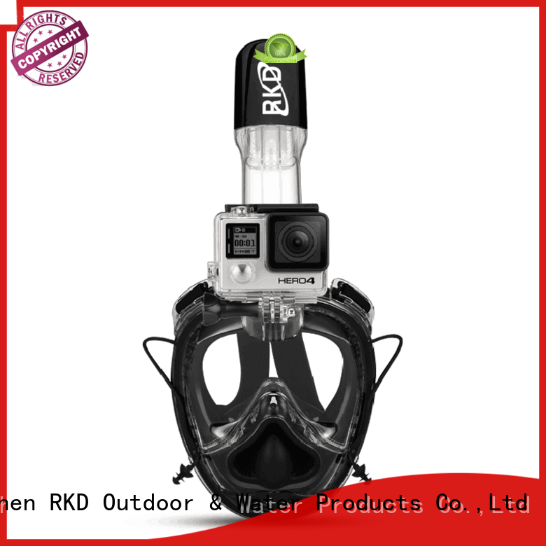 strong full face diving mask rkd factory price for snorkeling