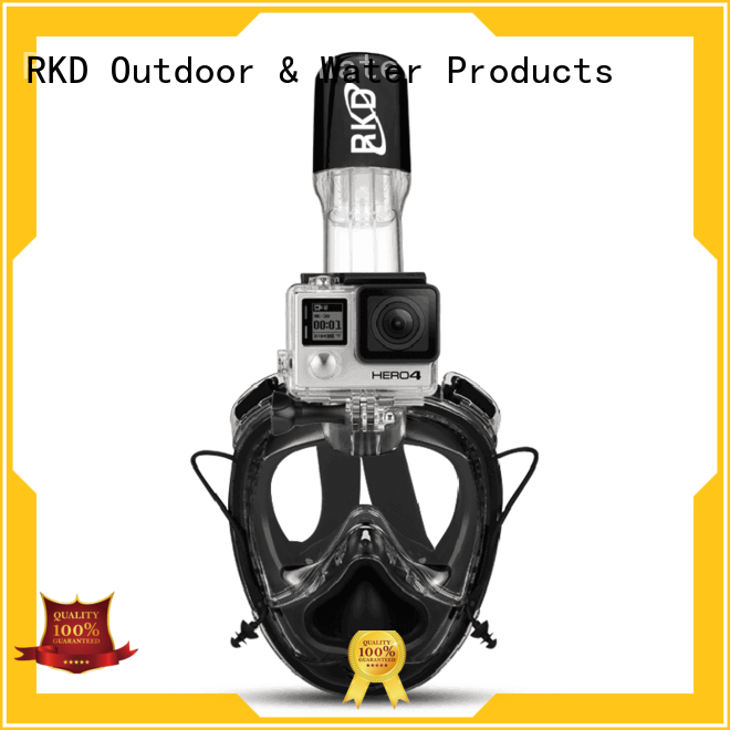 sFun low cost full face snorkel mask widely use for diving