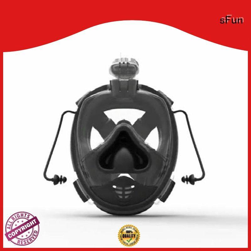 sFun ninja snorkel mask inquire now for swimming