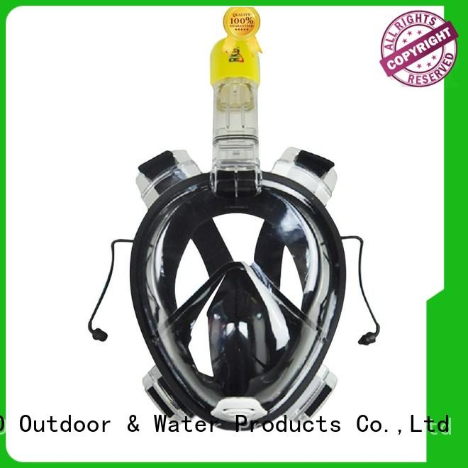 sFun r10 scuba diving mask in bulk for tourism