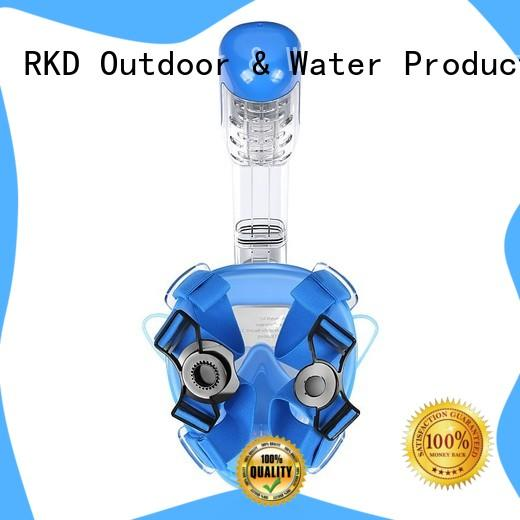 sFun r20g snorkel face mask from China for swimming