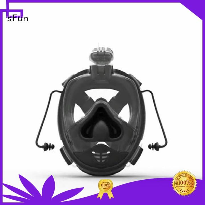 sFun r20 full face snorkel widely use for tourism