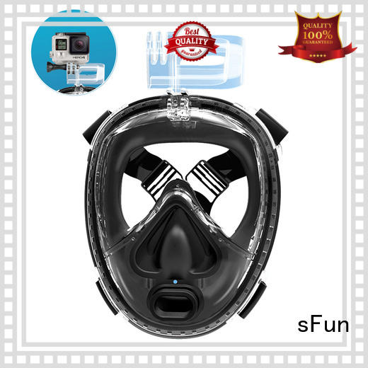 sFun d40 scuba diving mask certifications for tourism