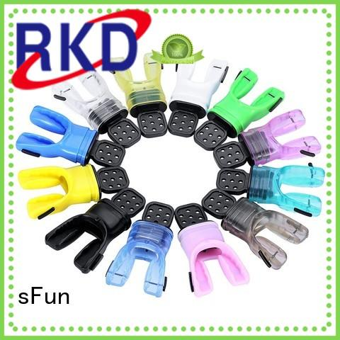 eco-friendly scuba mouthpiece rkd factory price for diving