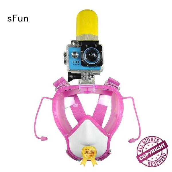 affordable kids swim mask full widely use for diving