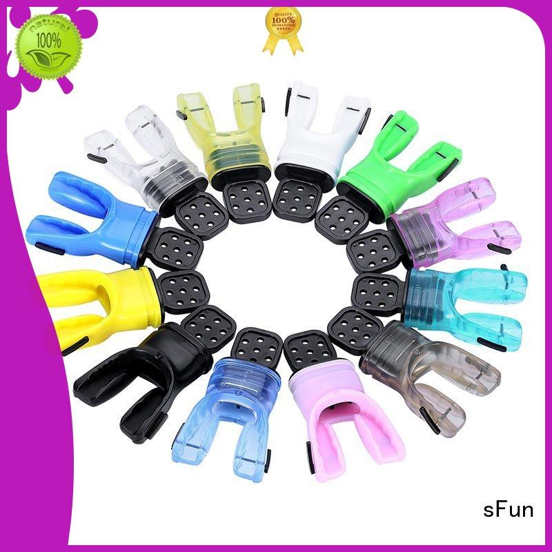 affordable snorkel mouthpiece remoldable factory price for swimming