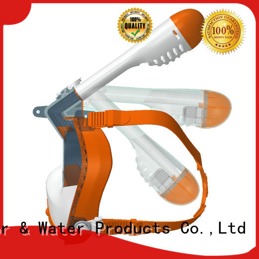sFun onepiece best kids snorkel with good price for swimming