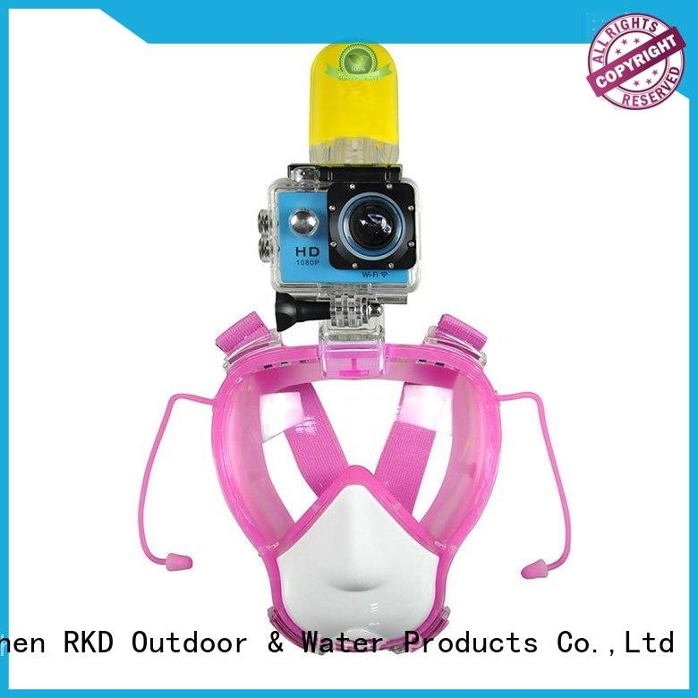 sFun dry childrens full face snorkel mask widely use for diving