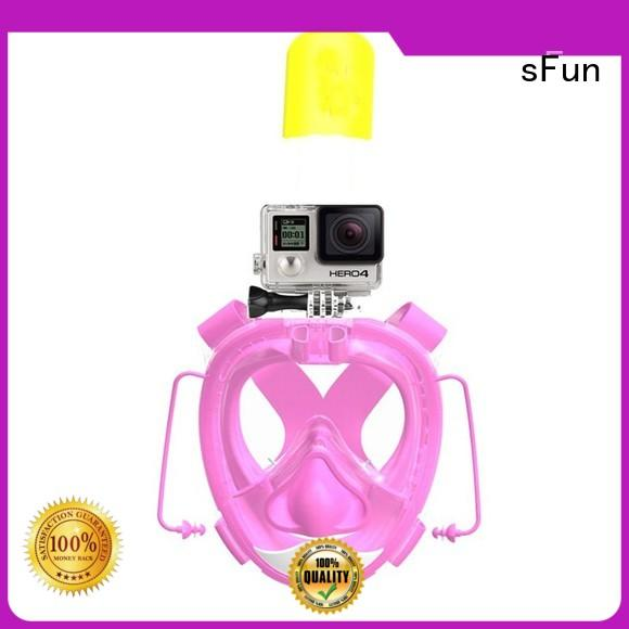 eco-friendly full face swimming mask mask for-sale for tourism