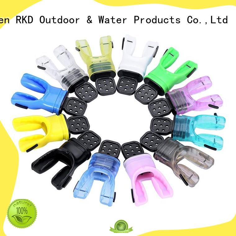 eco-friendly snorkel mouthpiece rkd for-sale for swimming
