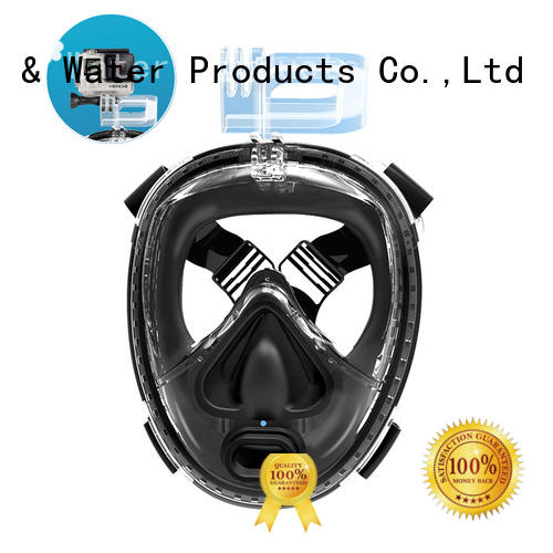 sFun durable diving mask certifications for tourism