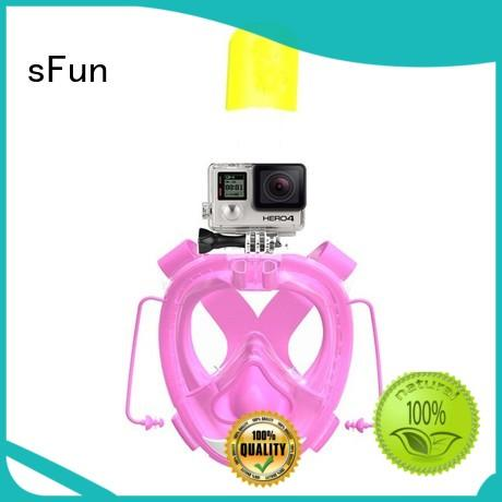 sFun strong diving mask with good price for tourism