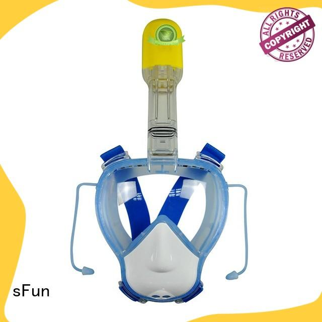 sFun double best kids snorkel directly sale for tourism