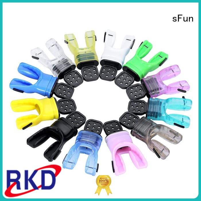 sFun diving diving mouthpiece with good price for swimming