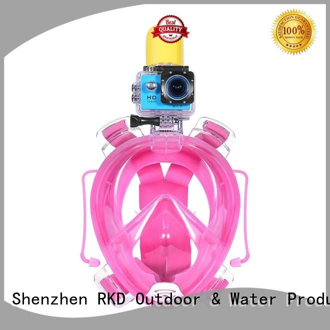 sFun r10g adult snorkel mask with certification for tourism